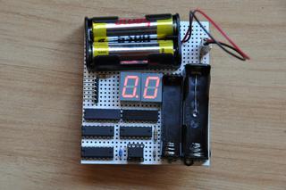 Como hacer un medidor de voltaje casero